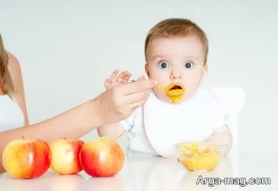از چه زمانمی و با چه موادی می توان به نوزاد غذای کمکی داد؟