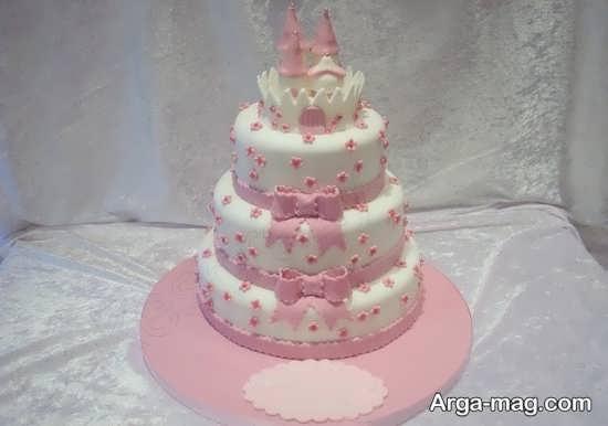 طرح جالب کیک تولد