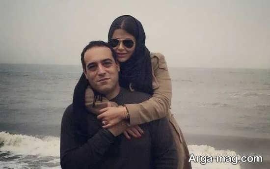 بیوگرافی یاسمینا باهر و همسرش