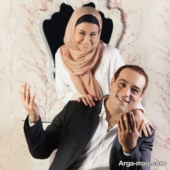 عکس های زوج دوست داشتنی یاسمینا باهر و امیر یل ارجمند