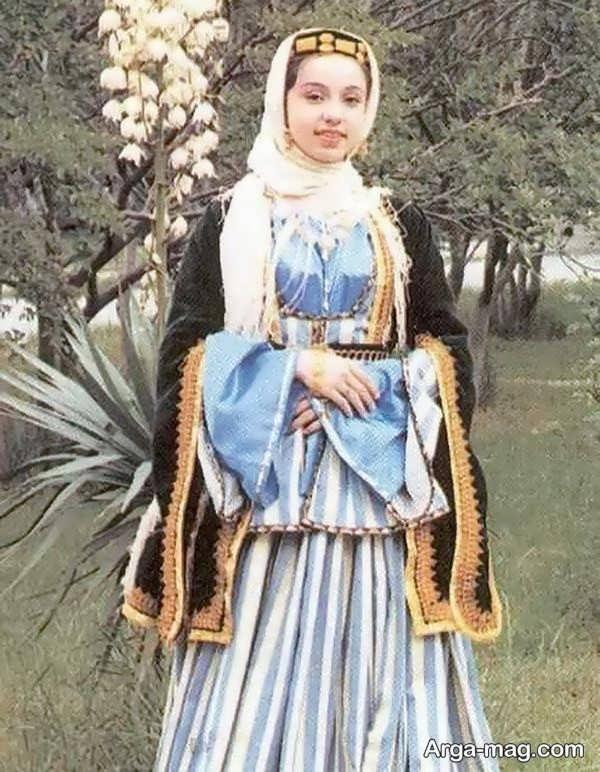 زیباترین مدل لباس آذری