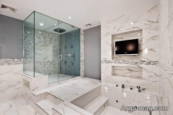 دکوراسیون داخلی حمام های بزرگ