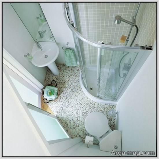 دکوراسیون داخلی حمام های کوچک