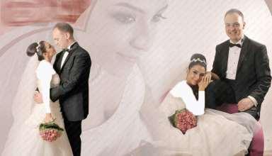 بهترین ژست های عروس و داماد