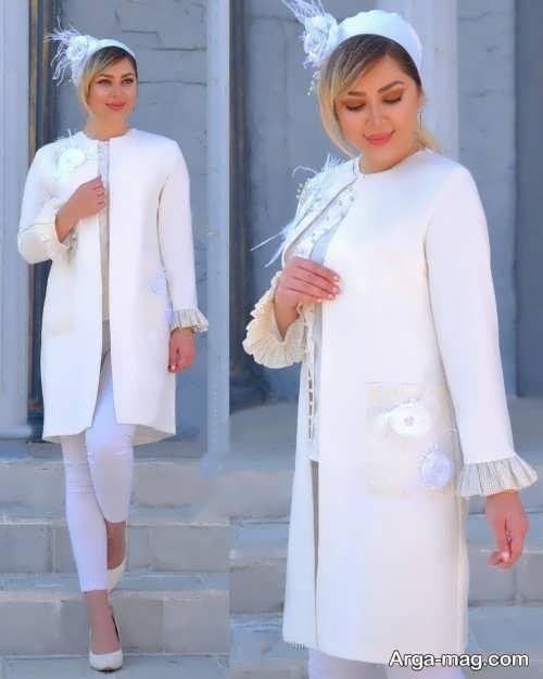 جدیدترین مدل مانتو عروس