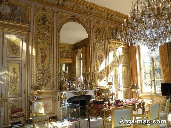 دکوراسیون خانه های سلطنتی
