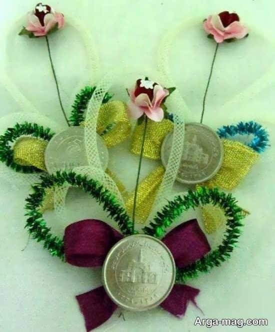 دیزاین سکه برای عید غدیر با طرحی دوست داشتنی