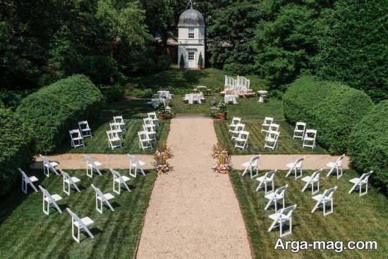 تزیین مراسم عروسی با ایده های عالی