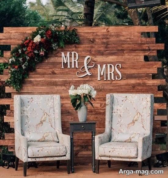 انواع خلاقیت ایده آل برای مراسم ازدواج