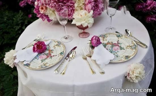 انواع خلاقیت منحصر به فرد برای مراسم ازدواج