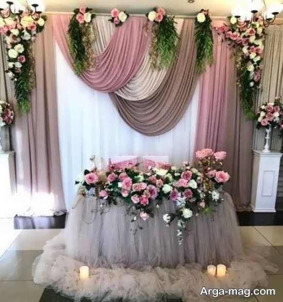 انواع خلاقیت ویژه برای مراسم ازدواج