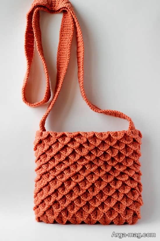 کیف های قلاب بافی