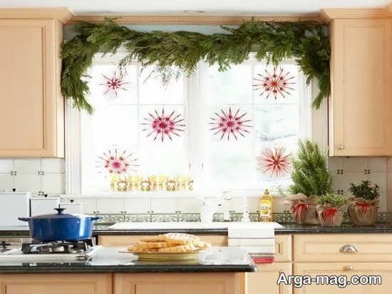 پنجره آشپزخانه