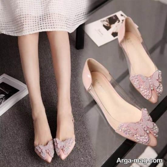مدل کفش عروسکی
