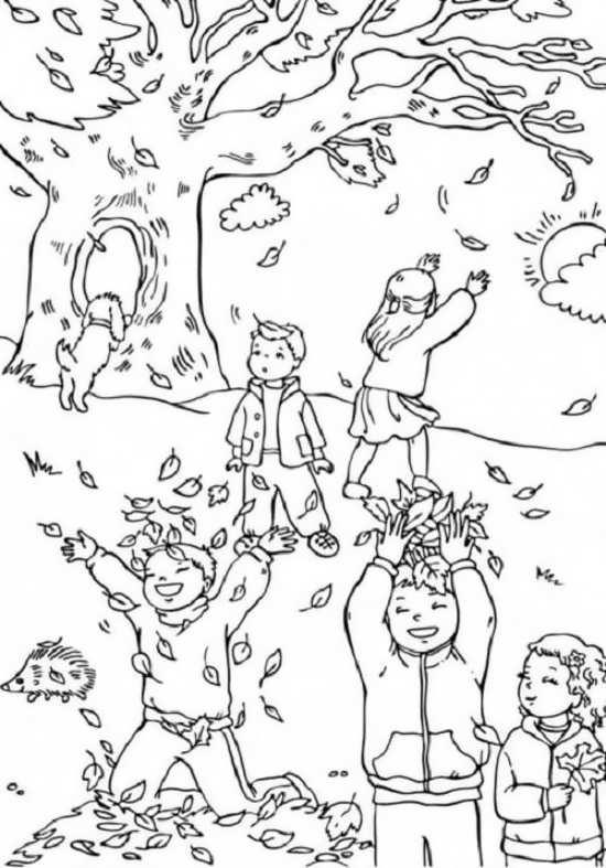 نقاشی زیبا و جالب کودکانه