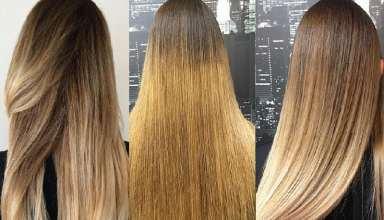 مدل رنگ موی سامبره