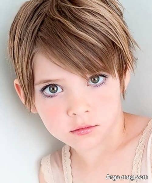 مدل موی بچه گانه دخترانه