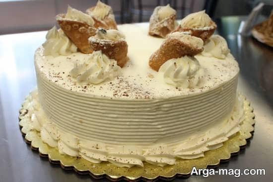 تزیین زیبا و جذاب کیک تولد