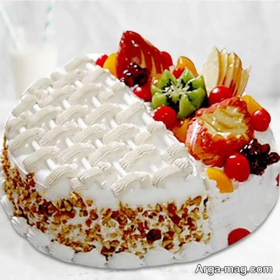 ایده هایی برای تزیین کردن کیک تولد