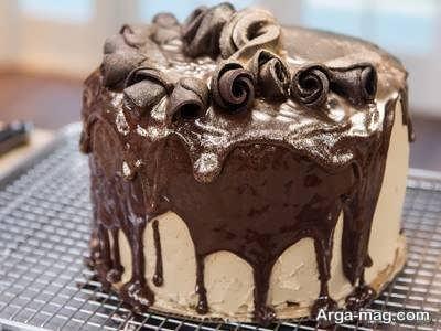 نحوه تهیه کیک شکلاتی بی بی