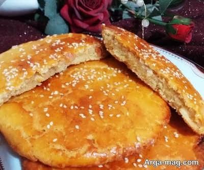 روش تهیه نان گاتا
