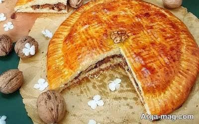 دستور تهیه نان گاتا