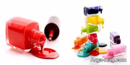 راهنمای انتخاب رنگ مناسب لاک