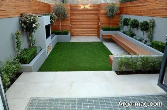 بی نظیر ترین ایده ها برای محوطه سازی فضای سبز