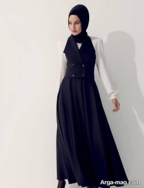 مدل مانتوی دخترانه و شیک لبنانی