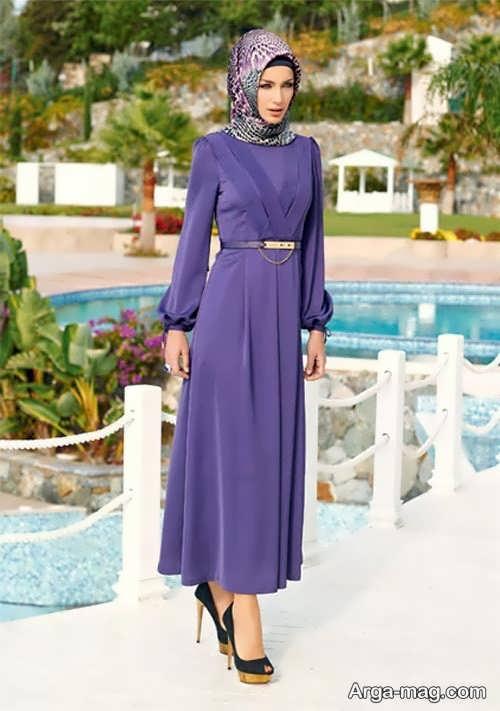 مدل مانتو زیبا و خاص لبنانی