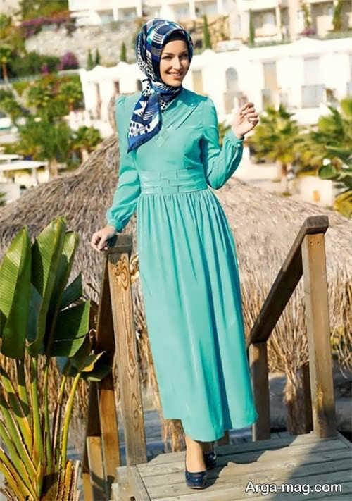 مدل مانتو لبنانی زنانه شیک و جذاب