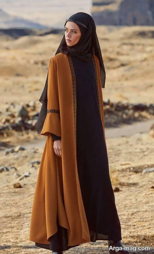 مدل شیک مانتوی لبنانی