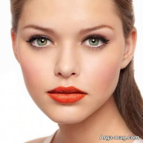 مدل آرایش لایت و زیبا