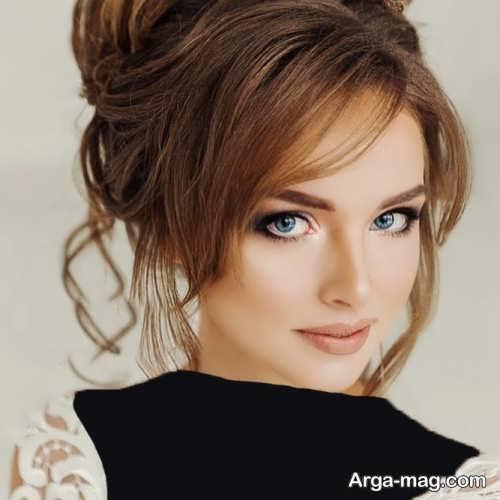 مدل میکاپ زنانه لایت