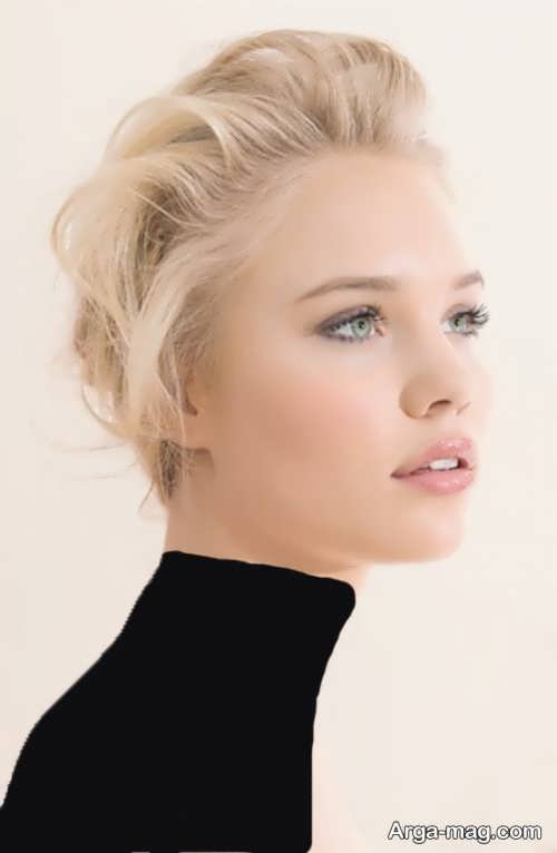 مدل میکاپ لایت و زیبا