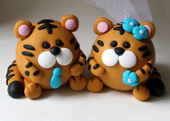 آموزش و مدل های ساخت عروسک با خمیر چینی