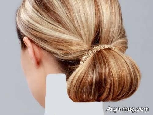 مدل آرایش موی بسته زنانه