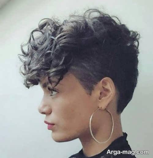مدل موی شیک و زیبا فر
