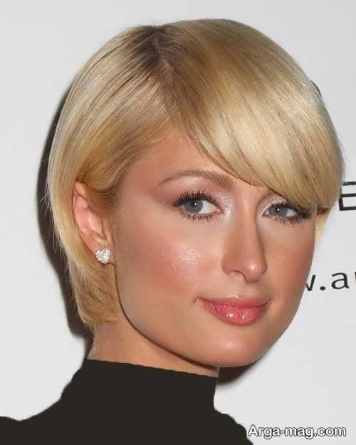 مدل موی زنانه برای صورت گرد