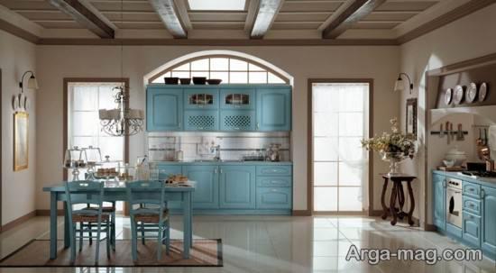 آشپزخانه لوکس ترکیه