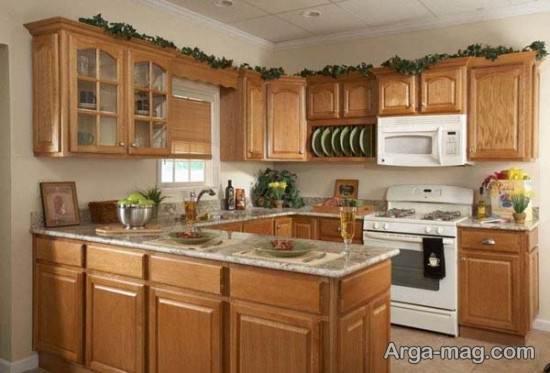 مدل چیدمان آشپزخانه