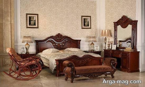 سرویس خواب کلاسیک و مدرن