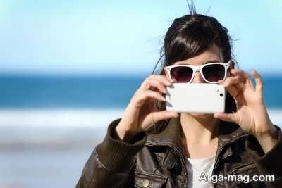 قوانین عکاسی با موبایل