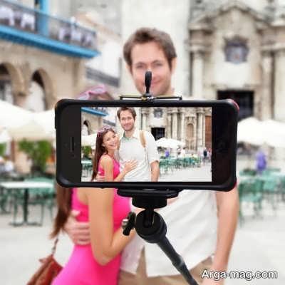 چگونه می توان با تلفن همراه عکس های هنری گرفت