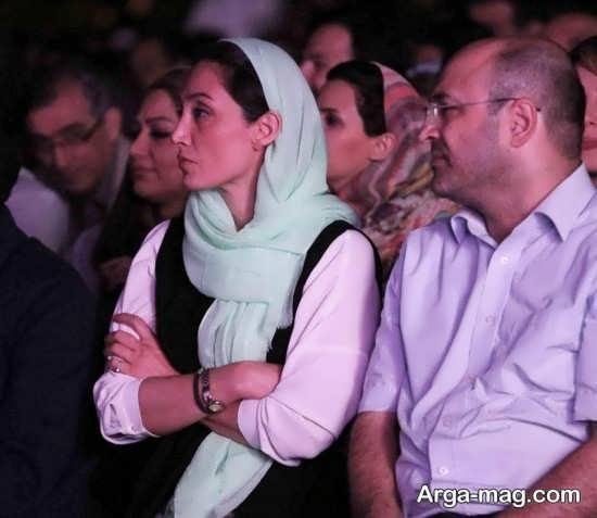 هدیه تهرانی در کنسرت داماهی و پالت