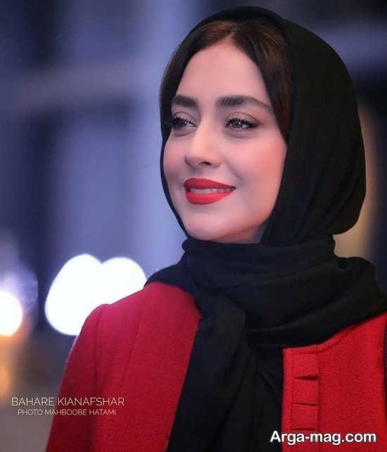 مدل مانتو بهاره کیان افشار