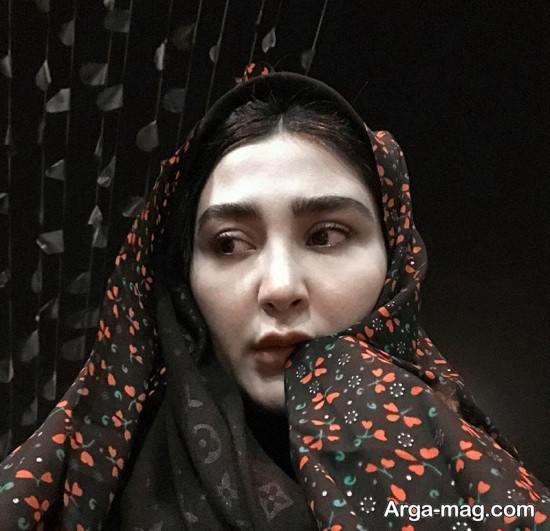 مریم معصویم در امامزاده صالح