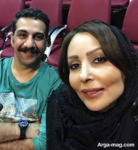 پرستو صالحی و محمد نادری
