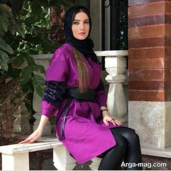 مدل مانتو متین ستوده