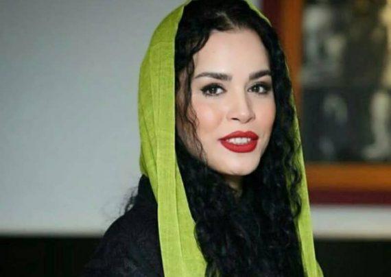 ملیکا شریفی نیا و کارگردان گل و بلبل